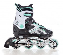 ROLERJI PULSE2  Black-Mint - S (33-36) Abec7