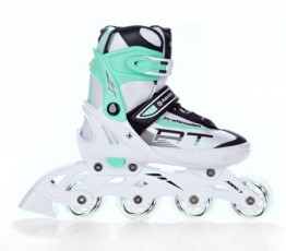 ROLERJI PROFESSION White-Mint - XS (29-32)